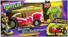 Teenage Mutant Ninja Turtle RC ShellRaiser : Macaroni Kid #TMNT #ShellRaiser #Boys #Ninja #turtles #TeenageMutantNinjaTurtles