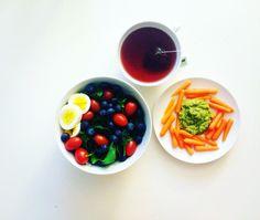 Lunch goals