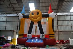 746.00$  Watch here - http://aliiha.worldwells.pw/go.php?t=32526696460 - 2015 Funny Inflatable Bouncer for Children