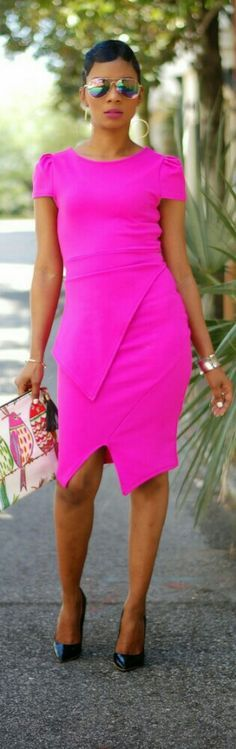 All About Pink / Fashion by Young at Style