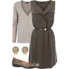 Teacher Outfits on a Teacher's Budget 122