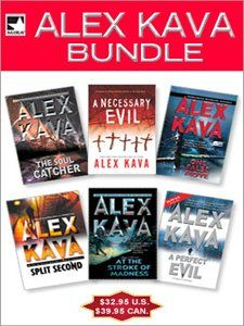 Alex Kava Bundle