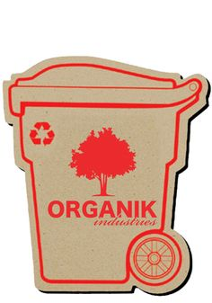 Organize nature campaigns using this eco-friendly magnet as giveaway!