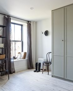 A Uniquely Renovated Brooklyn Brownstone | Design*Sponge