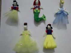 Disney Princess Bow by disneycreations on Etsy, $4.00