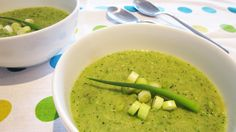 Broccoli & Potato Soup - Vegan & Gluten-Free