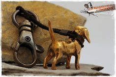 Beagle, Sterling Silver Pendants, Bronze, Sculpture, Mini, Dogs, Self, Beagle Hound, Pet Dogs