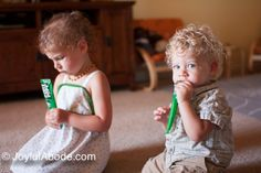 Bob's Pickle Pops – Perfect Summer Teething Treat