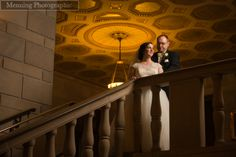 @Glitter In The Grey ][ Morgann Crook Stambaugh Auditorium  Youngstown, OH Wedding Photography