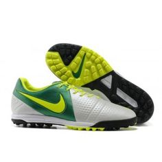 92219a890 Nike CTR360 Libretto III TF Turf Wht Volt Grn Mens Football Boots