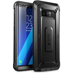 Samsung Galaxy Note 8 Case, SUPCASE Full-body Rugged Holster Case with Built-in Screen Protector for Galaxy Note 8 (2017 Release), Unicorn Beetle Shield Series - Retail Package (Black/Black)         * Visit the image link more details. (This is an affiliate link) #CellPhonesAccessories