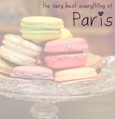 The definitive best of Paris: bakeries, views, free attractions, neighborhoods and more. French Desserts, Desserts To Make, Paris Travel, France Travel, Paris Quotes, A Day In Paris, A Moveable Feast, Light My Fire, Backpacking Europe