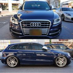 Audi Q5 - Vossen CVT | Customer Submissions! #teamvossen ...
