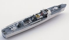56 - German Schnellboot S-100 Plywood Boat Plans, Wooden Boat Plans, Wooden Boats, E Boat, Bass Boat, Duck Boat Blind, Styrofoam Plates, Wooden Brush, House Deck