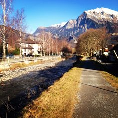 Dream place. Bad Ragaz, Switzerland