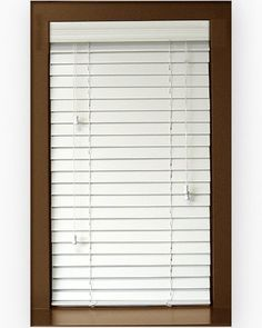 "2 Express Faux Wood Blinds For Window 32"" x 80"" by Lowest Price Blinds. $39.39. Custom made Faux Wood Blinds to fit [width] x [height] window. Please read our measuring instruction prior to order. Free shipping included for blinds under 84"" wide."