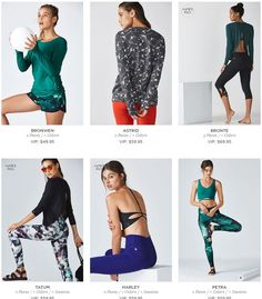 awesome Fabletics  - Labor Day Sale + September Outfits