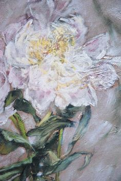 CLAIRE BASLER Peinture 070  Her work speaks to my soul.
