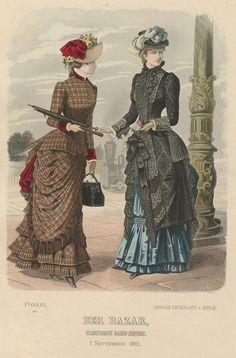 Der Bazar 1882