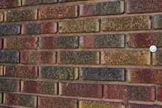 SET- Brick treatment- Close up- from 9th Street Goshen, Indiana