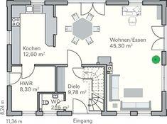 Hervorragend Badezimmer Grundriss Schmal Beeindruckend Grundriss Modern Beabsichtigt  Modern Wohndesign Albrecht