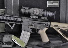 Armasight Zeus 336 3-12x42 (60 Hz) Thermal Imaging Weapon Sight, FLIR Tau 2…