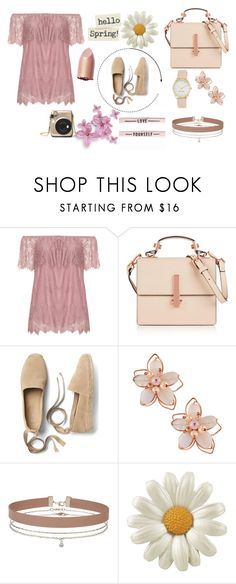 """""""Untitled #38"""" by molnarszende on Polyvore featuring Zizzi, Kendall + Kylie, Gap, NAKAMOL, Miss Selfridge and Nine West"""