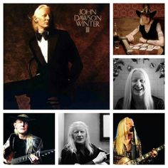 The great Johnny Winter