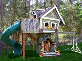 Girls Princess Castle Loft Bed - eclectic - kids beds - - by Sweet Dream Bed
