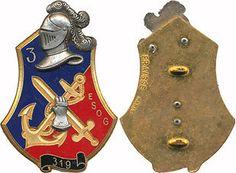 ESOG Gendarmerie CHAUMONT, 319° Promotion, 3° Compagnie, Fraisse Paris (2940) | eBay