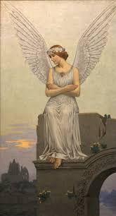 Image result for черно белые картинки барокко ангелы