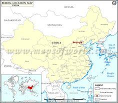 Where is Beijing