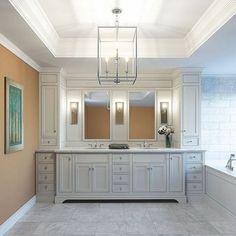 50+ Bathroom Vanities Ideas_36