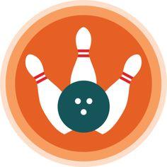 Lifescouts: Bowling Badge  Joa, schon ein paar mal auf Partys (sowie unsere Weihnachts-Firmenfeier) gespielt, aber ich bin nicht sonderlich gut drin und finde es eher langweilig :/