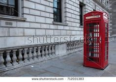 red telephone box london stock photos shuttterstock