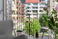 Lindo apartamento de apenas 24 metros quadrados - limaonagua