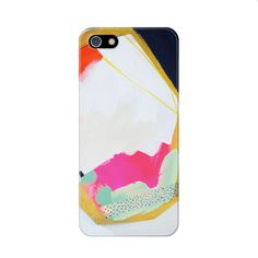 Navy Geo iPhone5 Case - Featured Goods | Uncovet