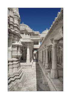 Adinatha-Tempel von Christian Maier (amarok)