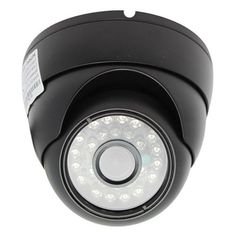 "1/3"" Sony CCD Waterproof Vandalproof Outdoor or Indoor Dome Security Camera - 520TVL, 26 IR LED, 3.6mm Len for Wide Angle View (Include Power Adapter) by Gw. $33.00. Camera Specifications: ModelG-726B Pick up Element 1/3"" SONY CCD Effective Picture Elements (H*V)NTSC: 811 x 508 Horizontal Resolution520TV Lines S/N RatioMore than 48dB Clock Frequency (MHZ) NTSC: 19.0699 Scanning System2:1 interlace Minimum Illumination 0.001 Lux/F1.4 (with IR LED ON) Synchronous Syst..."