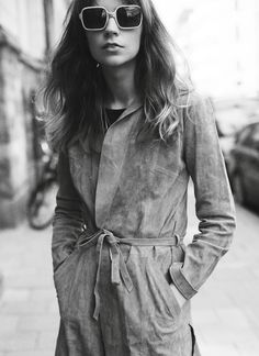 suede dress #fashion #pixiemarket.