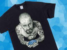 Heisenberg Inked T-Shirt - Breaking Bad T-Shirt
