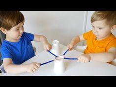 Teamwork Activities for Kids - YouTube