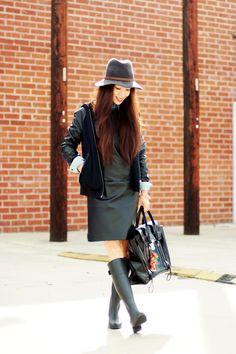 www.halliedaily.com wp-content uploads 2012 10 Hallie-Daily-rain-uniform-7.jpg