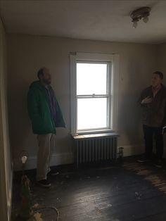 Second floor, second bedroom. Office/guest?