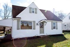2502 Honeysuckle Ln, Lancaster~  Charming Cape Cod on Cul-De-Sac*Featuring 3 bdrm, 1-1/2 Bath*C/A*1st floor spacious bdrm*2nd flr 1/2 Bath*Beautifully restored on large lot overlooking open areas*All new mechanicals: HVAC, windows, baths, kitchen*Covered patio*All appliances included*Ideal starter home w/very low taxes*Partially Finished basement w/wood stove.