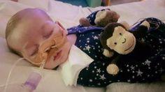 La lucha desesperada de los padres de Charlie: quieren que su #bebé siga vivo frente a la petición de los médicos de una muerte digna