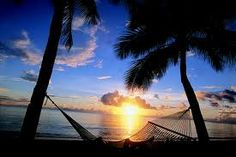 Gotta love a hammock