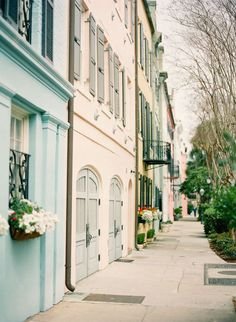 Charleston, USA | 10 Of The Most Romantic Cities in the World | Bridal Musings Wedding Blog