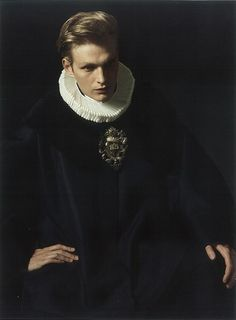 More from Adriano Russo's The Gentleman shoot for Viktor magazine