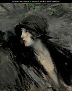 Ritratto di Suzy - Giovanni Boldini